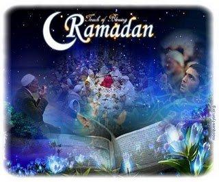 ¡¡Ramadan Mubarak!!