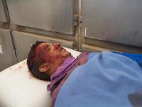 Los marroquies lo mataron a golpes