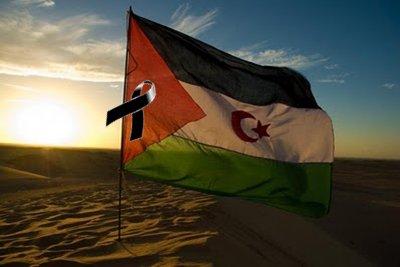 Dia de luto nacional  para el pueblo saharaui y para quienes l@s llevamos en el corazon