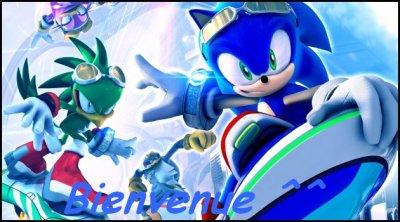 défit tes amies avec le jeux sonic free riders pour voir qui est le meilleur ;)
