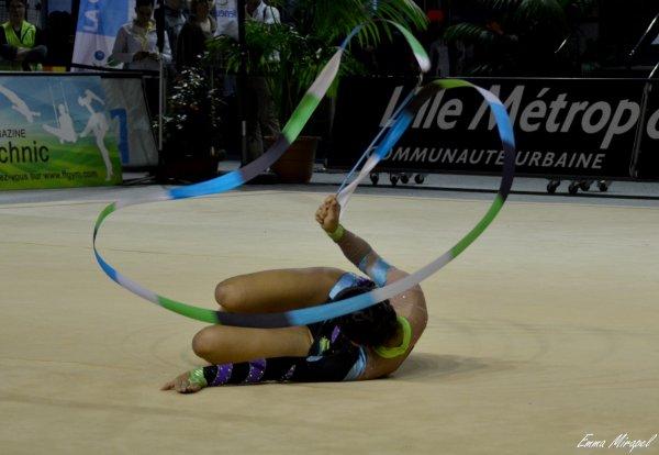 Championnats de France Indiv