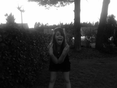 Ma folle d'amour <3 je t'aaiimme M'chou !! =D