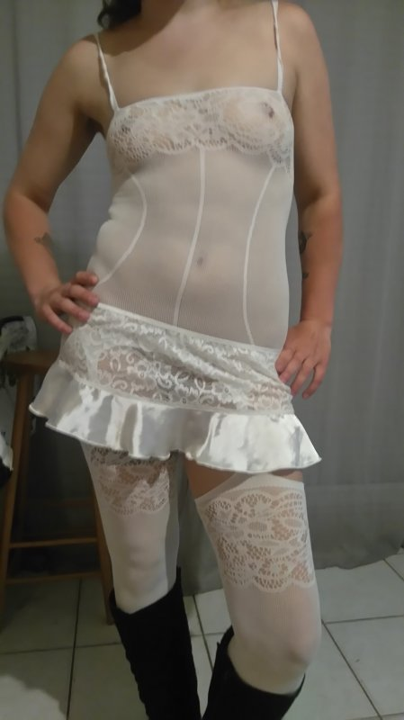 Nouvelle tenue
