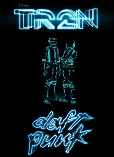 Tron Legacy : Original Motion Pictures Tracklist By Daft Punk