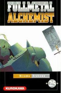 fullmetal alchemist  Tome 25 !