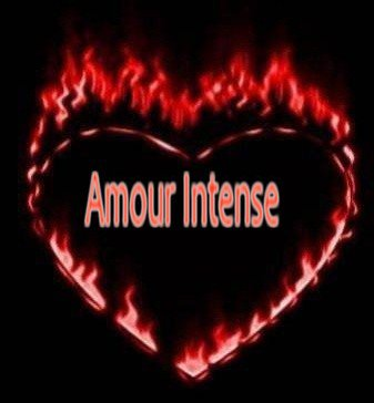 image amour intense