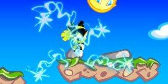 Le puissant guerrier Thunderbolt !