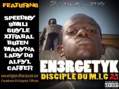 DISCIPLE DU M.I.C vol 2