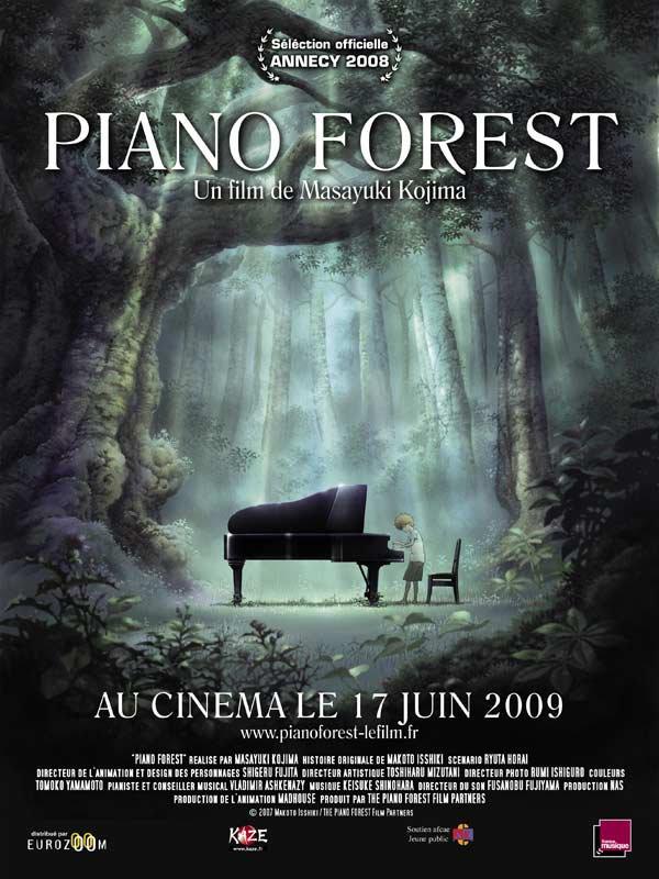 Tout ce que vous n'avez jamais voulu savoir sur... Piano Forest