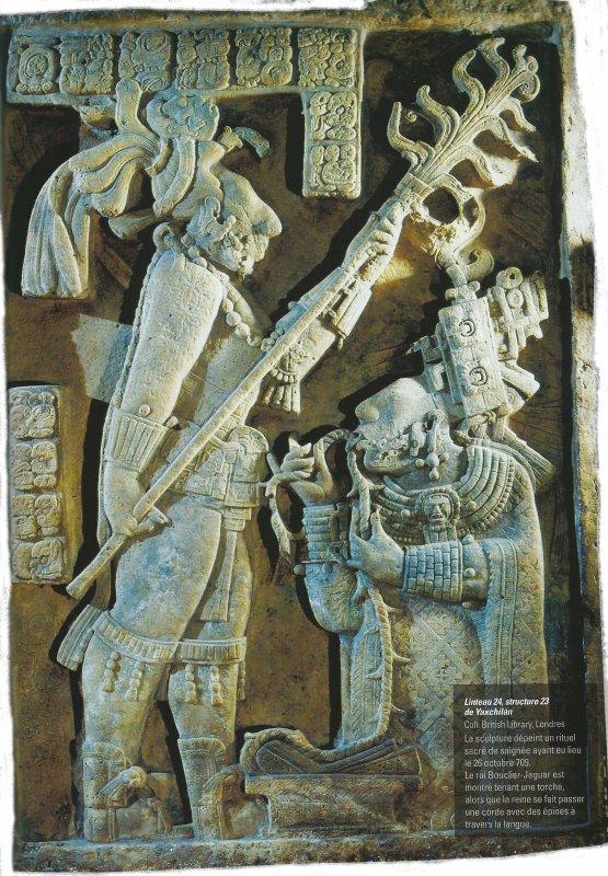 Tout ce que vous n'avez jamais voulu savoir sur... les Mayas