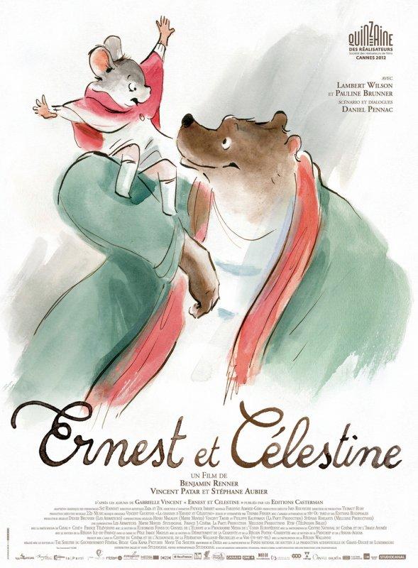 Tout ce que vous n'avez jamais voulu savoir sur... Ernest et Célestine