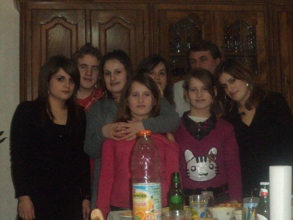toute ma famille (l)
