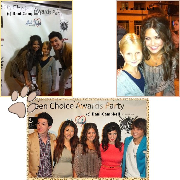 Teen Choice Awards 2011 !!!!!!!!!!!