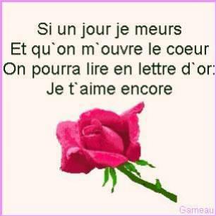 Pémepour Toi Mon Amour La Mort