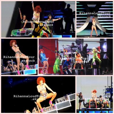 18/06/11 --> Loud Tour At Winnipeg