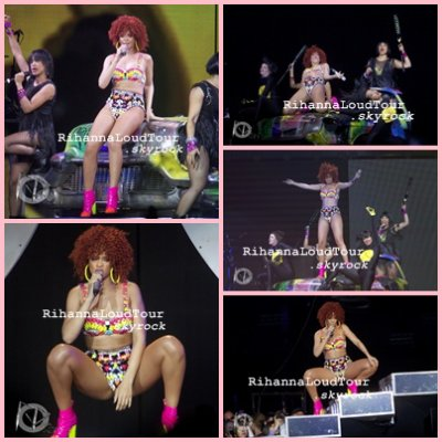 21&22/06/11 --> Loud Tour At Calgary And Edmonton + Video Behind The Scene Of The Loud Tour