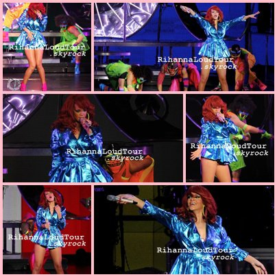 28&29/06/11 --> Loud Tour At Los Angeles An Anaheim