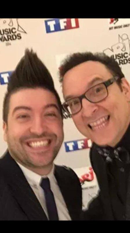 Chris Marquez et Jean Marc Genereux