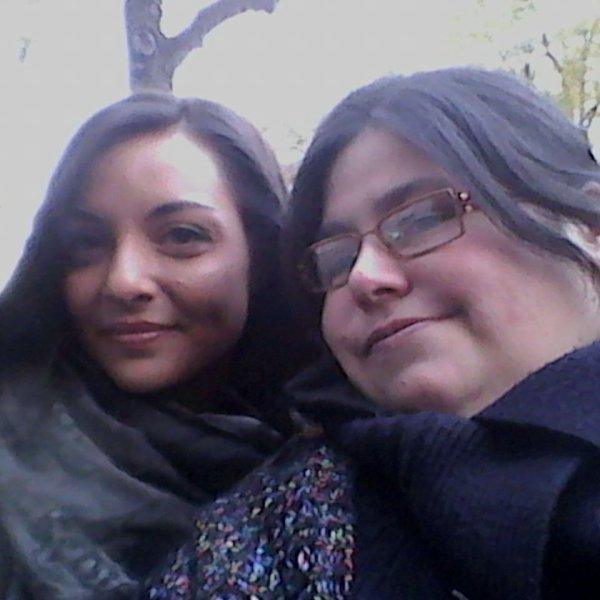 Avec Priscilla