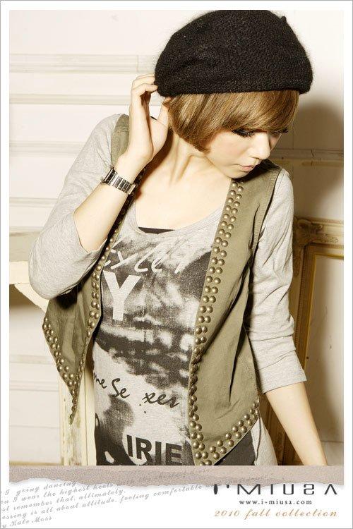 Tshirt gris + motif ! t36 - 15fdpc.