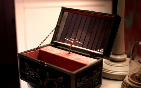 la boite a musique.....