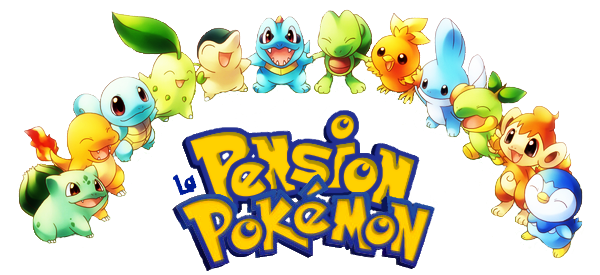 Pension Pokémon !!