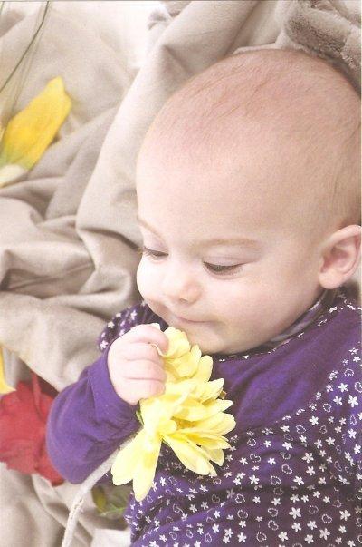 Ma Choupette 9 mois déja que tu remplies ma vie de bonheur