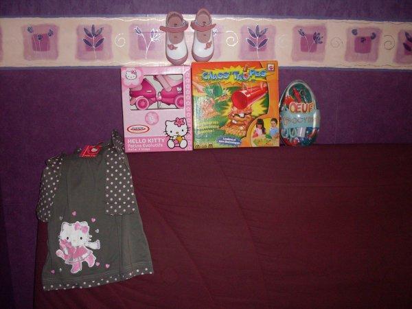 Les cadeaux de Shanna