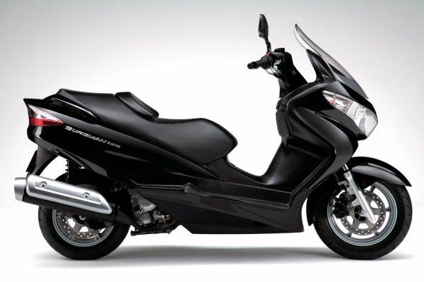 mon nouveau scooter