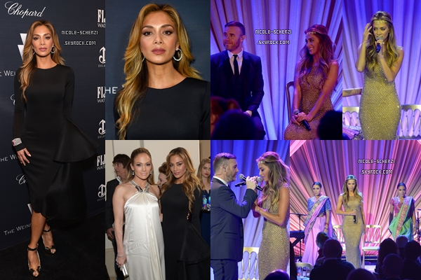 ' 21/02/15 : Nicole présente aux 'The Weinstein Company's Academy Awards Nominees' à Los Angeles. Puis, le 22 février, Nicole était aux 'Elton John AIDS Foundation Academy Awards' à Los Angeles. + Photos avec Sia et Meagan Good. '