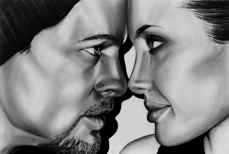 # Brad Pitt & Angelina Jolie