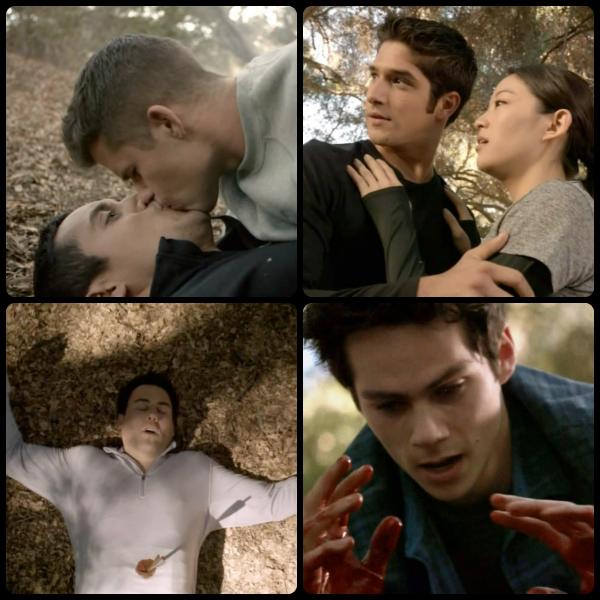 Teen Wolf Saison 3 épisode 19 : Letharia Vulpina