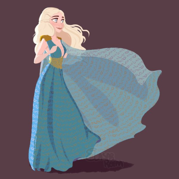 fiction game of thrones chapitre 5