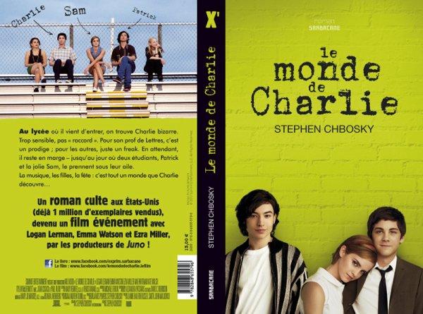 Fiche bouquin : Le monde de Charlie