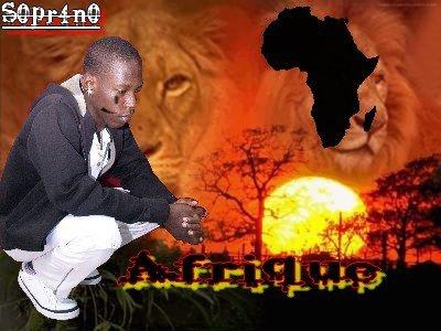 Prkoi tjr mn Afrika