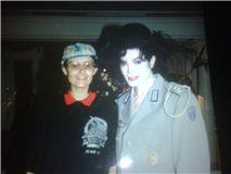 My Father And The Friend Of Michael Jackson