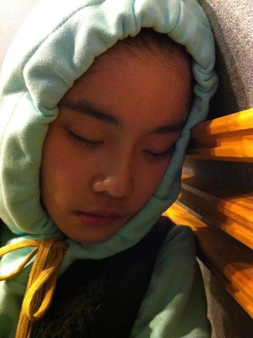 R.A.M en pleine sieste ^^