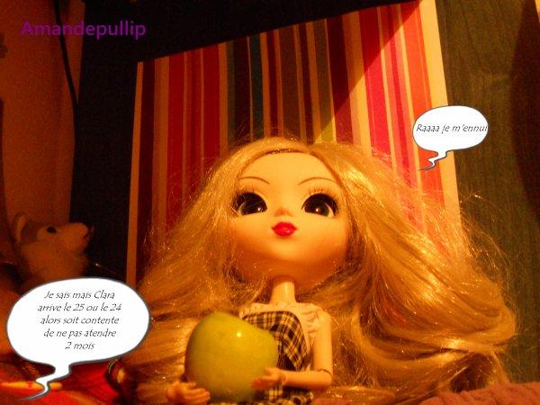Emma s'ennui !