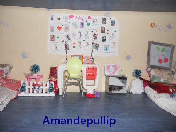 1er étage de ma doll House