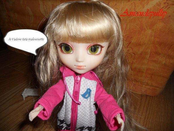Ilona découvre les playmobil