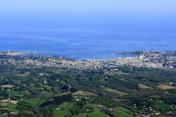 Panorama de Saint-Jean-de-Luz