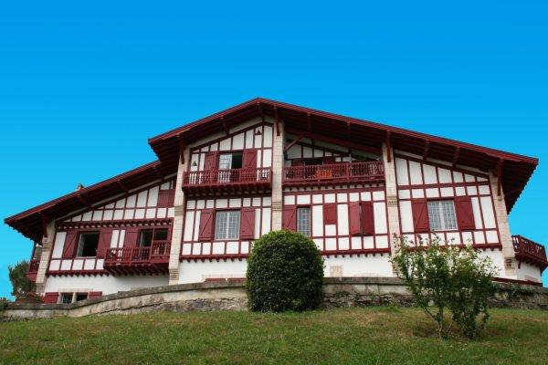 Maison typiquement Basque