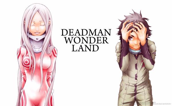 Critique manga : Deadman wonderland