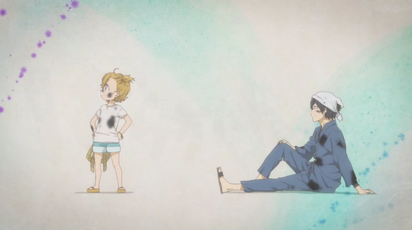 Critique anime : Barakamon