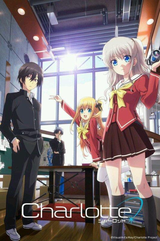Critique anime : Charlotte