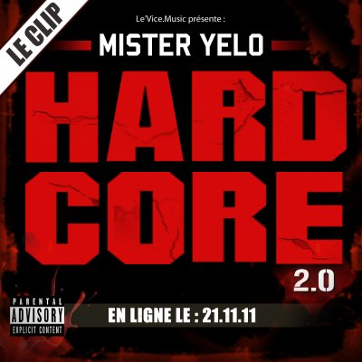 Yelo Iz The Future #1: L'Essence YEL' / HARDCORE 2.0 (2011)