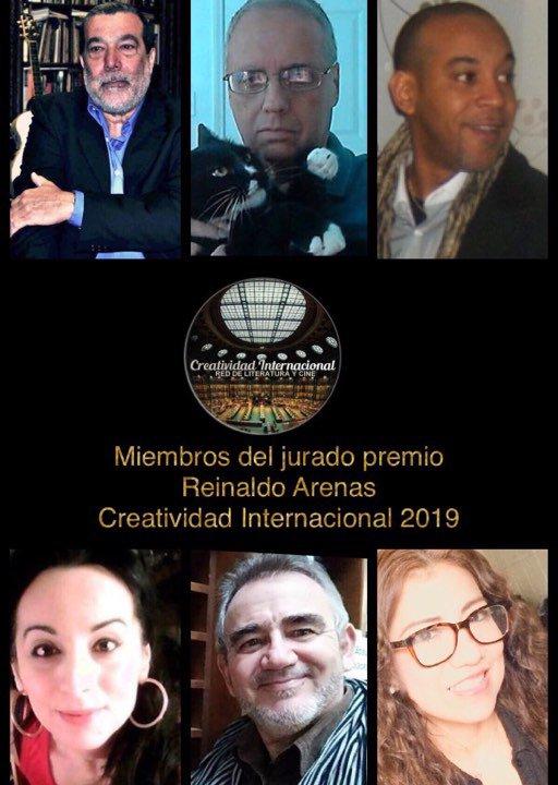 5to Premio Literario Internacional Reinaldo Arenas 2019 - Bases en Creatividad Internacional