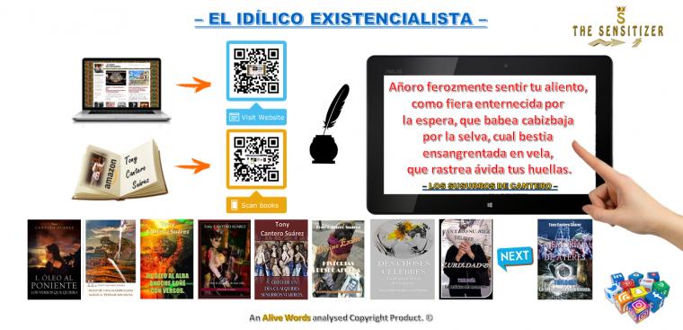 Website & books - QR Code | @TonyCantero Su160rez