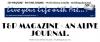 T&P MAGAZINE - AN ALIVE JOURNAL. World #SocialMedia Actuality - Multilingual Journal. via @TonyCantero