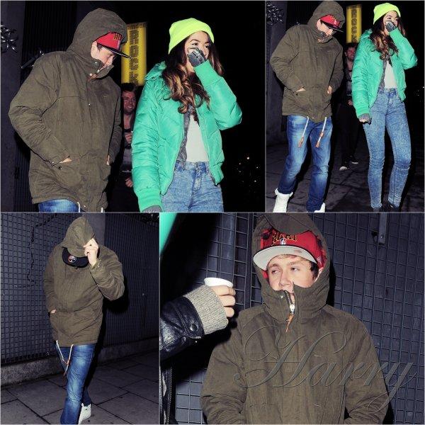 21.01 - Harry à été vue en sortant de chez lui à Londres